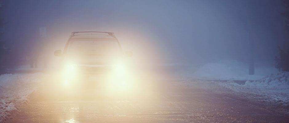 Image result for drive Safely in Dense Fog