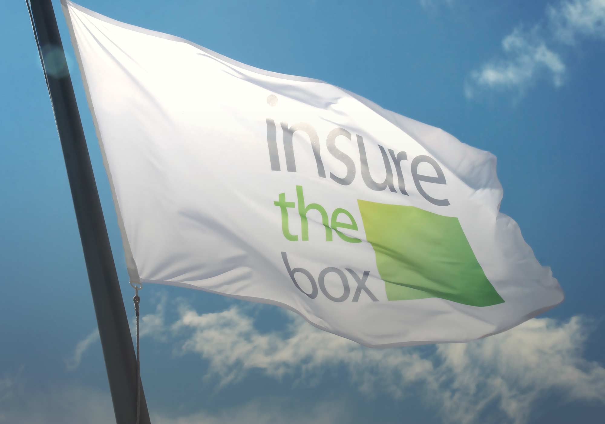 Insurethebox flag