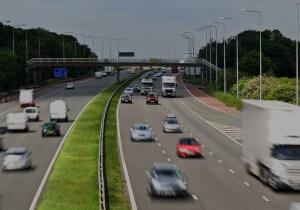 Motorway darker