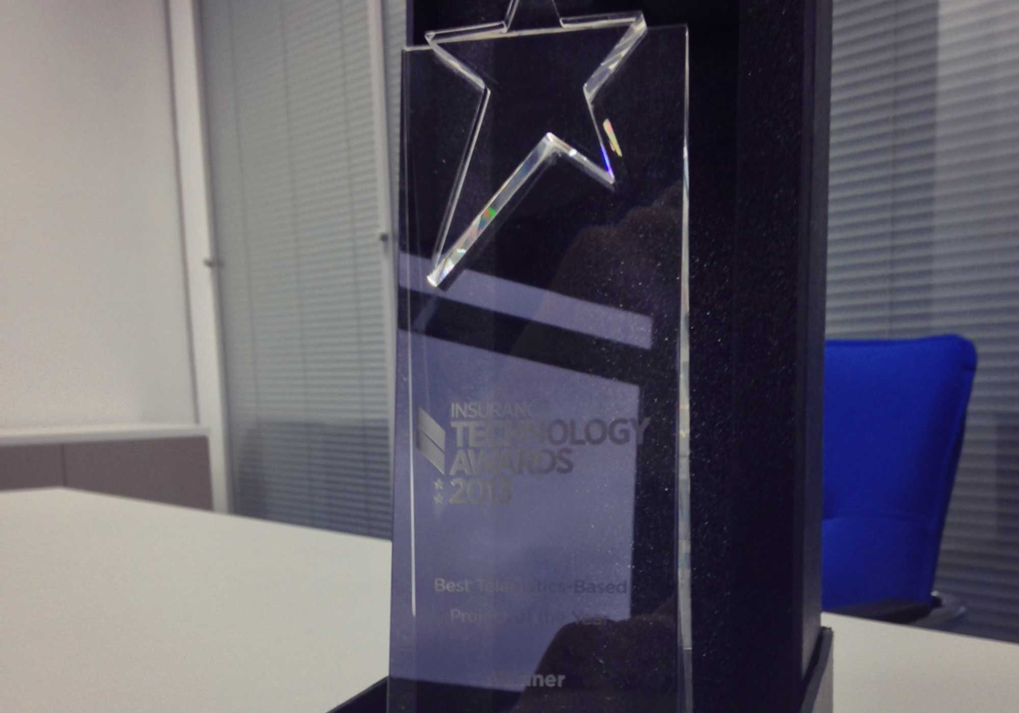 Best telematics awards
