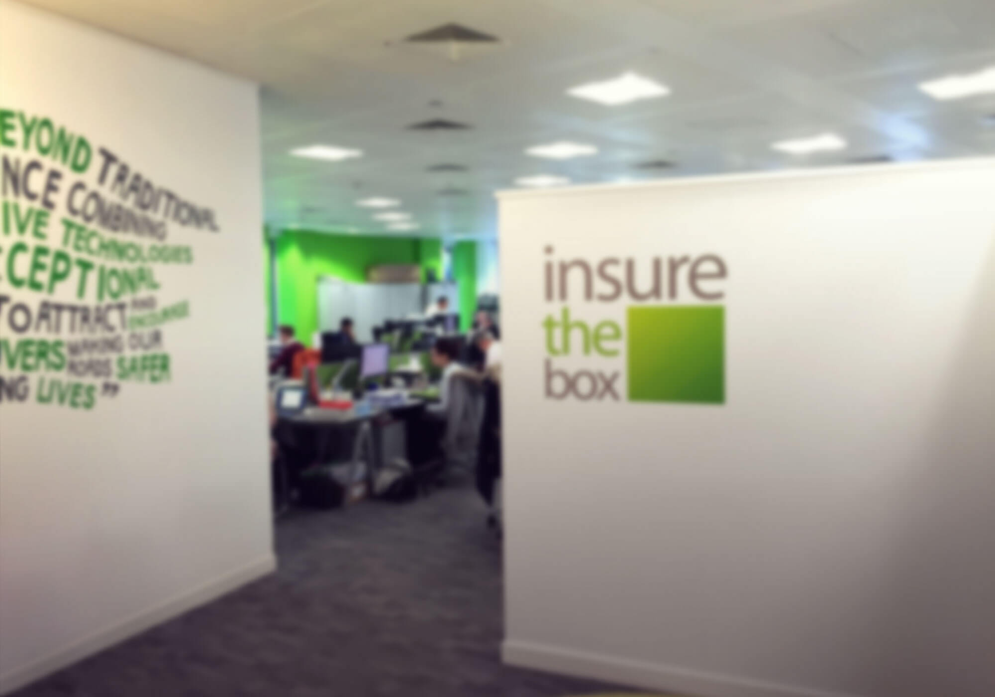 working at insurethebox