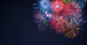 Celebratory Fireworks