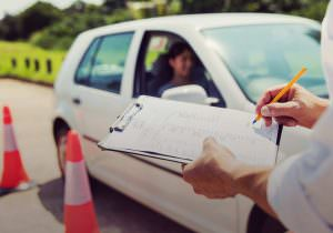 PRACTICAL AND THEORY DRIVING TEST