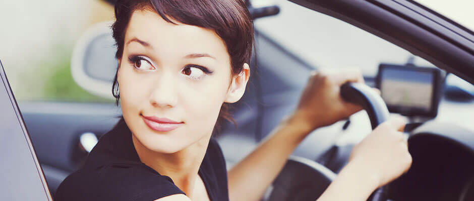 How to stop being nervous before driving