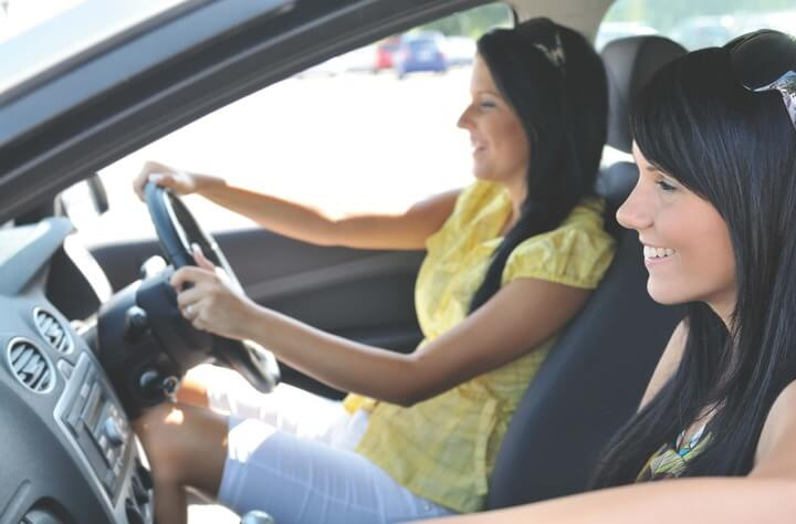 What to do if you don't feel safe with another driver?