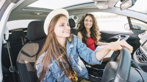 University driving