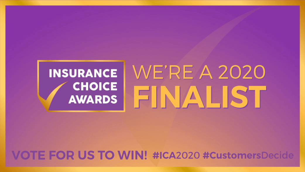 Insurance Choice Awards Finalists Promo
